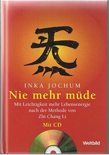 9783828922372: Nie mehr m�de - incl. CD
