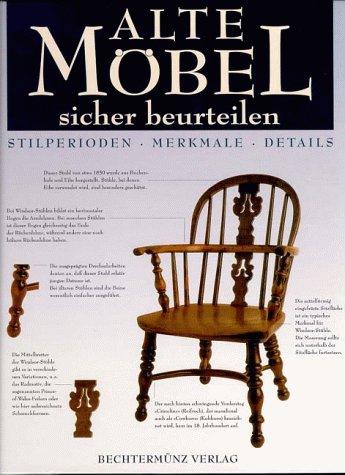 9783828923065: Alte Möbel sicher beurteilen