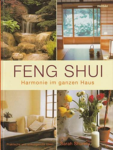 9783828924550: Feng Shui : Harmonie im ganzen Haus
