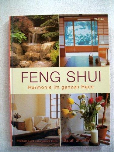 9783828924550: Feng Shui : Harmonie im ganzen Haus - AbeBooks ...