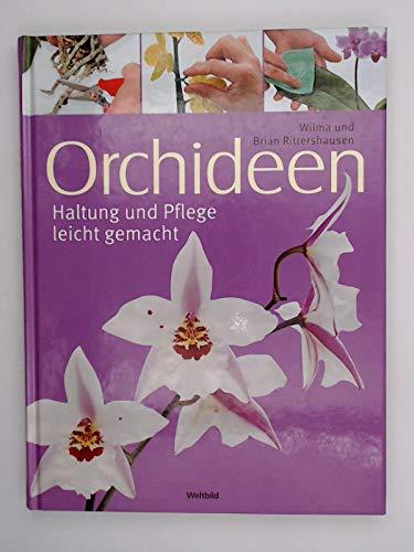 9783828931084: Orchideen - Haltung und Pflege leicht gemacht