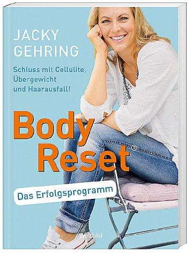 9783828943278: Body Reset - Schluss mit Cellulite, Übergewicht und Haarausfall