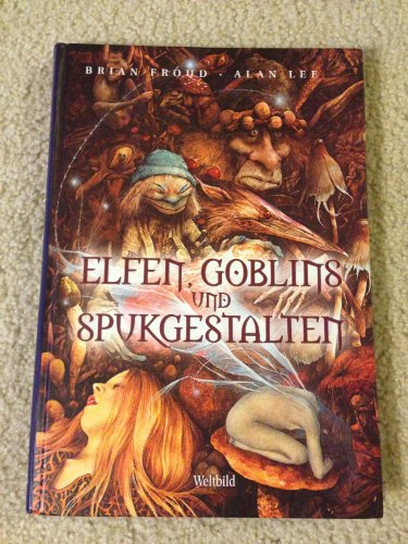 9783828949096: Elfen, Goblins Und Spukgestalten