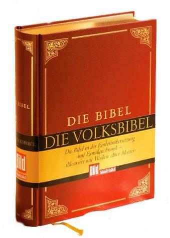 9783828949249: Die Bibel: Volksbibel