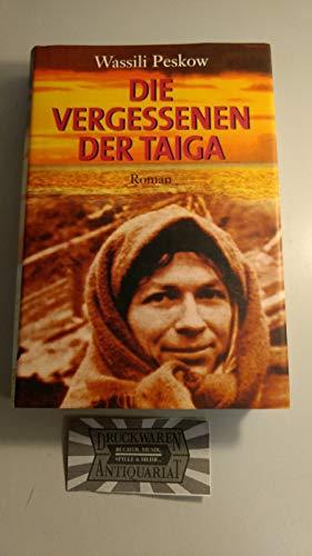 9783828968066: Die Vergessenen der Taiga