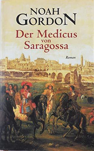9783828970243: Der Medicus von Saragossa