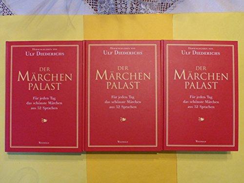 9783828971592: Der Märchen Palast von Ulf Diederichs 3 Bände im Schuber