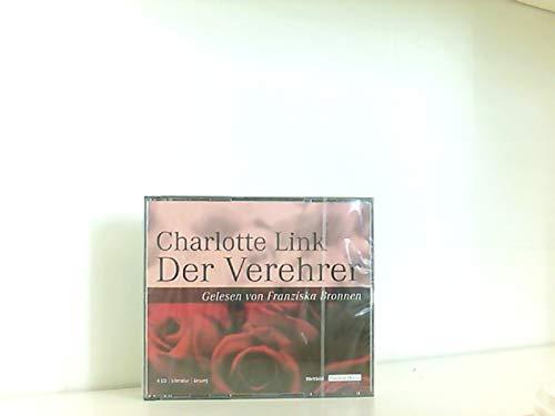 9783828979970: Der Verehrer, 4 CDs