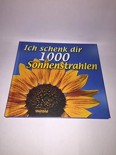 9783828981010: Ich schenk dir 1000 Sonnenstrahlen