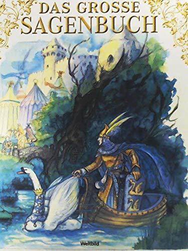 Das große Sagenbuch : die schönsten Götter-,: Carstensen, Johannes (Mitwirkender)