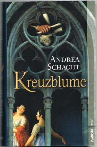 9783828990890: Kreuzblume : historischer Roman.