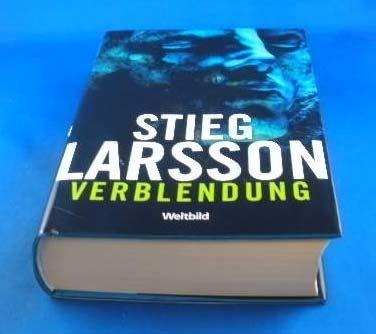 9783828991088: Verblendung (Livre en allemand)