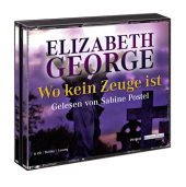 9783828991224: Wo kein Zeuge ist, H�rbuch, 8 Audio-CD