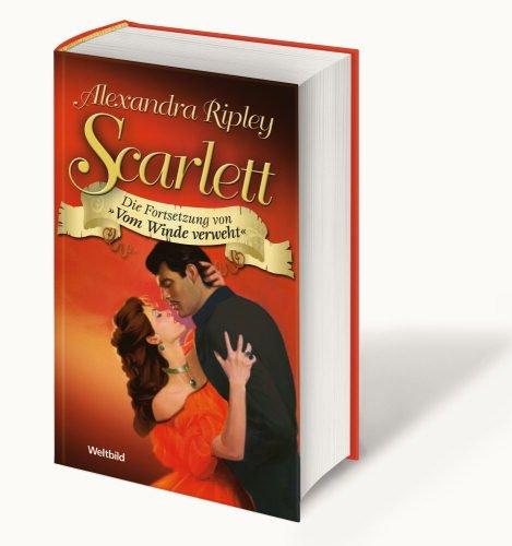 9783828992085: Scarlett - Die Fortsetzung von ''Vom Winde verweht''
