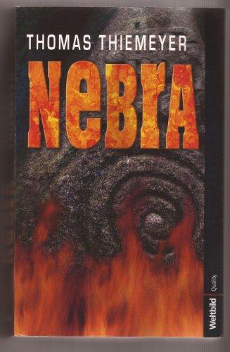 9783828994843: Nebra - Thriller - bk294