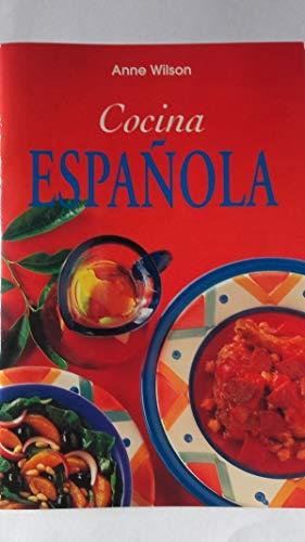 Cocina Espa?ola (Spanish Edition): Anne Wilson