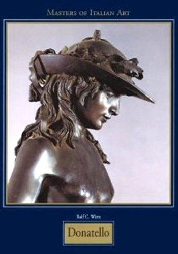 9783829002448: Donatello (Masters of Italian Art Series)