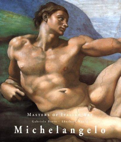 9783829002530: Michelangelo (Masters of Italian Art)