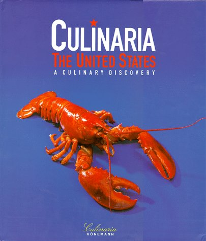 9783829002592: Culinaria USA: The USA - A Culinary Discovery