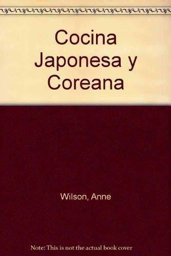 9783829002929: Cocina japonesa y coreana