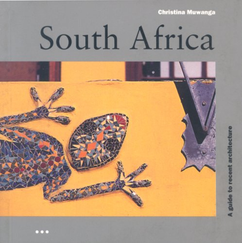9783829004763: South Africa (Architecture Guides)