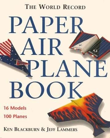 9783829005159: The World Record Paper Airplane Book