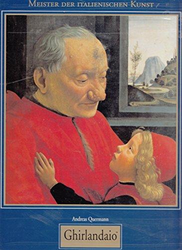 9783829006903: Domenico Di Tommaso Di Gurrado Bigordi Ghirlandaio, 1449-1494