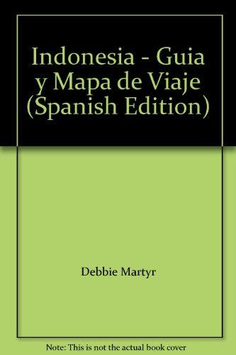9783829007573: Indonesia - Guia y Mapa de Viaje (Spanish Edition)