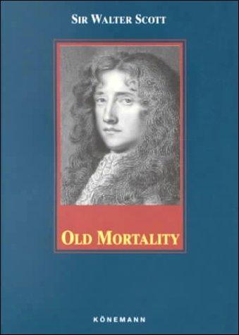 9783829009003: Old Mortality (Konemann Classics)
