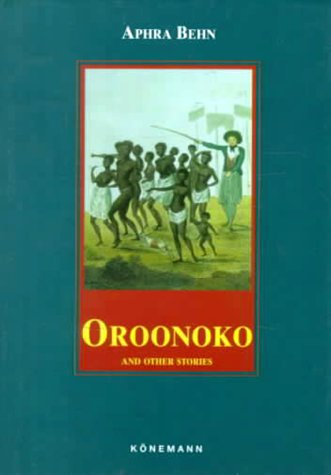 a review of oroonoko by aphra behn Aphras behn's oroonoko tends to focus on the treatment of slavery and race, particularly behn's 'granting of heroic stature to an african prince' (pacheco 1) this highlights the notion of kinship, and reference to a legitimate monarch behn's novella of an african slave who was once a.