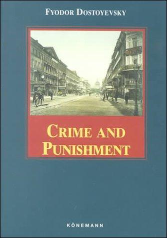9783829009041: Crime and Punishment (Konemann Classics)