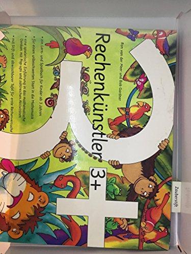 9783829009799: Rechenkünstler 3+. Ein Lern- und Spielbuch für Kinder ab 3 Jahren. Pop-up