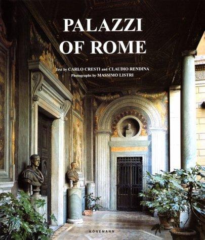 9783829013482: Ville e palazzi di Roma. Ediz. inglese (Art and Architecture Series)
