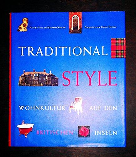 9783829014458: Traditional style Wohnkultur auf den Britischen Inseln