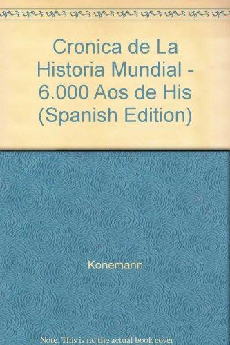 9783829017084: Cronica de La Historia Mundial