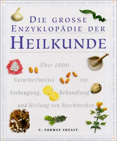 9783829017114: Die grosse Enzyklopädie der Heilkunde