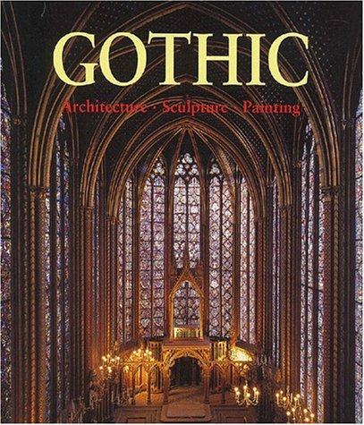 9783829017411: L'art gothique. Architecture, sculpture, peinture