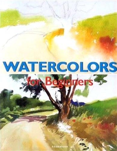 9783829019316: Watercolour Artist: Fine Art for Beginners (Fine Arts for Beginners)