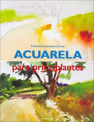9783829019354: Acuarela Para Principiantes
