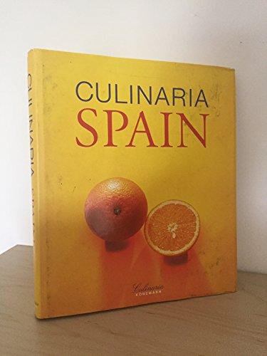 9783829019651: Culinaria Spain