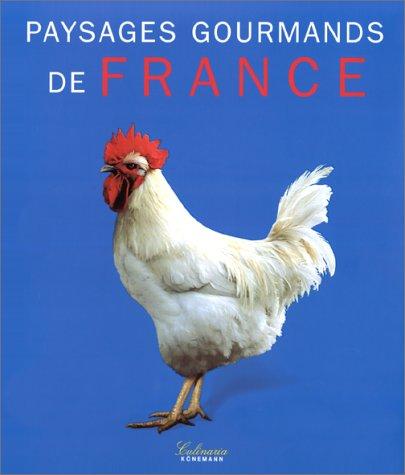 9783829020206: Paysages gourmands de France