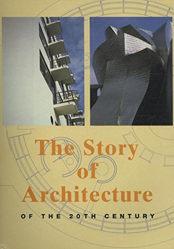 9783829020459: The Story of Architecture of the 20th Century (Compact Knowledge)