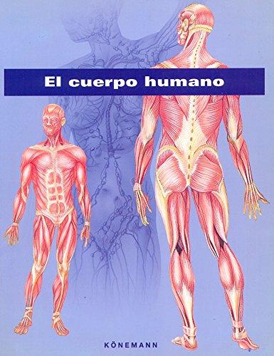 9783829021142: El Cuerpo Humano (Spanish Edition)