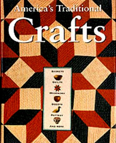 9783829022163: America's Traditional Crafts