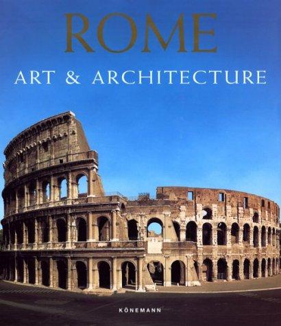 9783829022590: Rome: Art & Architecture