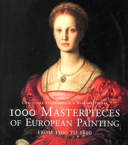 9783829022798: 1000 Masterpieces of European Painting