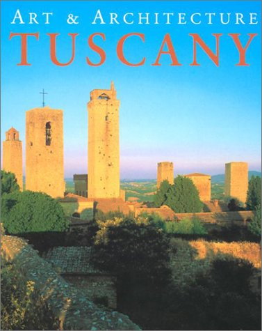 9783829026529: Tuscany. Art and Architecture