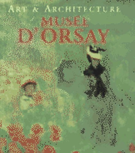 9783829026710: Musee D'Orsay (Art & Architecture)