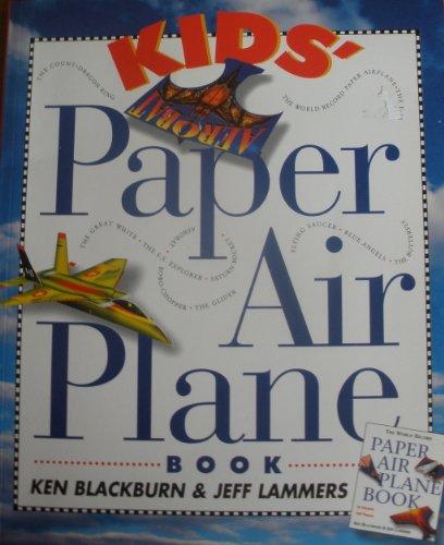 9783829027670: Kids - Paper Air Planes