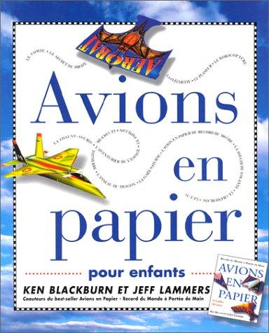 9783829027687: Avions en papier pour enfants
